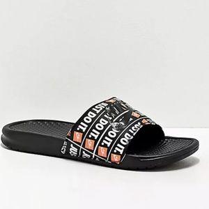 Nike Bengassi Slides NWT women's